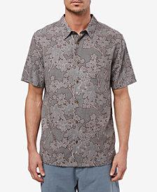 Jack O'Neill Men's Stoke Short Sleeve Woven Shirt