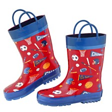 Stephen Joseph All Over Print Rainboots