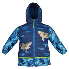 Little Boy Shark Raincoat