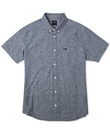 RVCA Men's That'll Do Hi-Grade Shirt