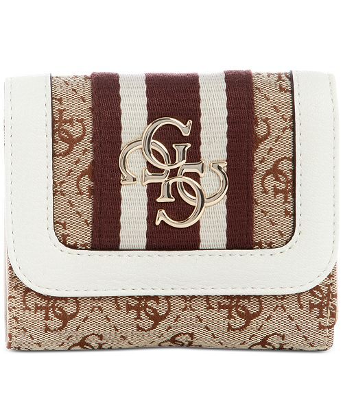 GUESS Vintage Trifold Wallet
