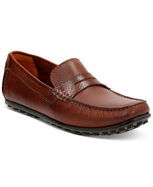 ae78549b72a Clarks Men s Hamilton Way Penny Loafers   Reviews - All Men s Shoes ...