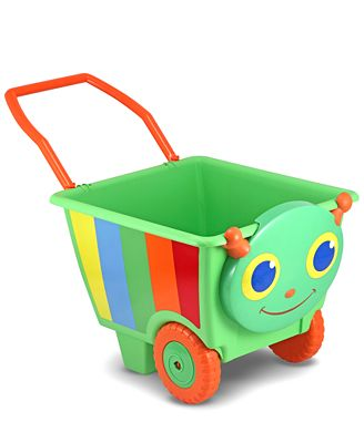 Melissa and Doug Kids Toy, Happy Giddy Cart