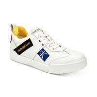 Calvin Klein Men's Norm Sneakers (White)
