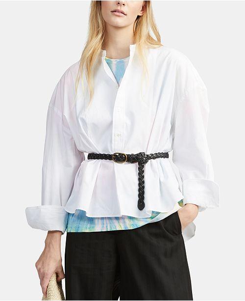 Polo Ralph Lauren Broadcloth Cotton Shirt