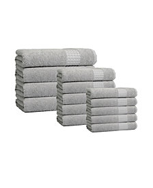 Enchante Home Ela 16-Pc. Turkish Cotton Towel Set