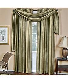 Ombre Window Curtain Panel, 50x63