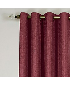 Taylor Lined Grommet Window Curtain Panel, 50x84