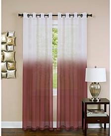 Essence Window Curtain Panel, 52x63