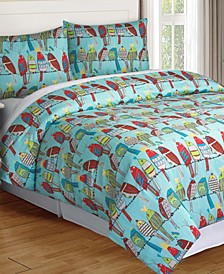 Feathered Friend 2 Pc Comforter Sets