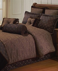 Buta 10 Pc King Comforter Set