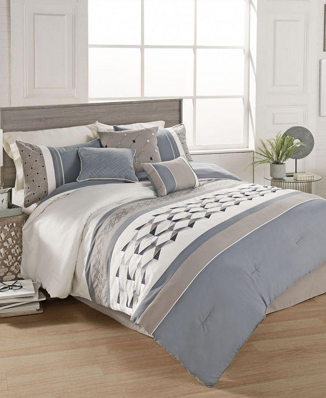 Riverbrook Home Beren 7 Pc King Comforter Set