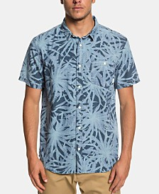 Quiksilver Men's Pandana Graphic Shirt