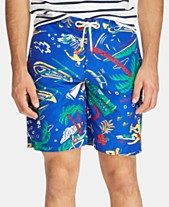 ab46a61d78158 Polo Swim Trunks: Shop Polo Swim Trunks - Macy's