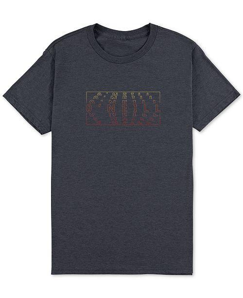 O'Neill Men's Tasty Waves Graphic T-Shirt