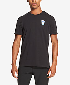 DKNY Men's Coffee Cup Graphic T-Shirt