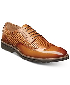 Men's Emerick Wingtip Oxfords, Created for Macy's