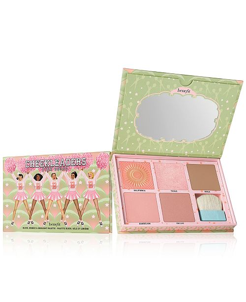 Benefit Cosmetics Cheekleaders Cheek Palette