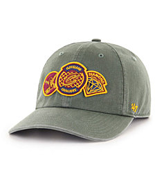 '47 Brand Cleveland Cavaliers Diamond Patch CLEAN UP MF Cap
