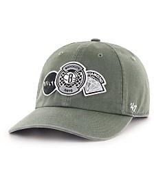 '47 Brand Brooklyn Nets Diamond Patch CLEAN UP MF Cap