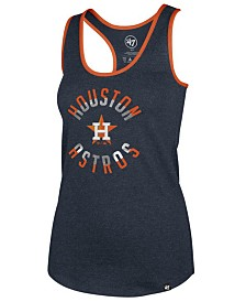 '47 Brand Women's Houston Astros Clutch Club Tank