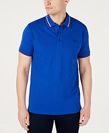 HUGO Men's Daruso-U1 Regular-Fit Embroidered Logo Polo