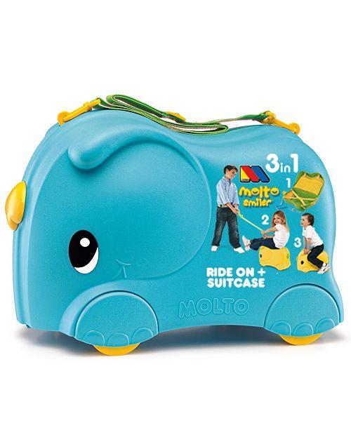 Fundamental Toys Molto - Smiler Deluxe Jumbo Case