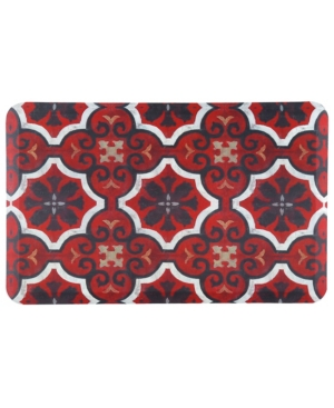 Home Dynamix Designer Chef Marrakesh Cushioned Anti-Fatigue Kitchen Mat
