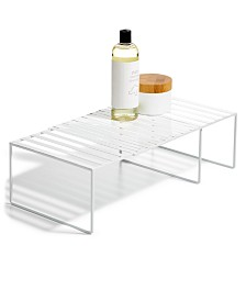 Martha Stewart Collection Expandable Shelf Riser, Created for Macy's