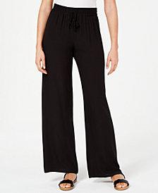 Be Bop Juniors' Wide-Leg Soft Pants
