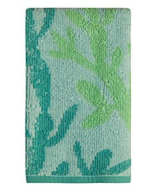 Fantasy Reef Fingertip Towel