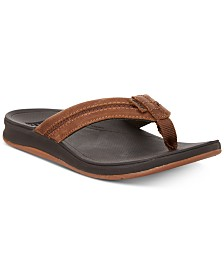 REEF Ortho-Bounce Coast Leather Sandals