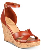 de89f718a859 Material Girl Bretta Wedge Sandals