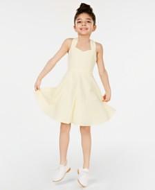 Rare Editions Toddler Girls Striped Seersucker Dress