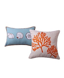 Atlantis Dec. Pillow Pair
