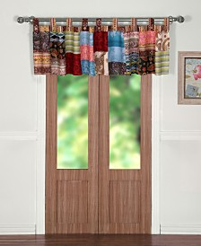 Bohemian Dream Window Valance