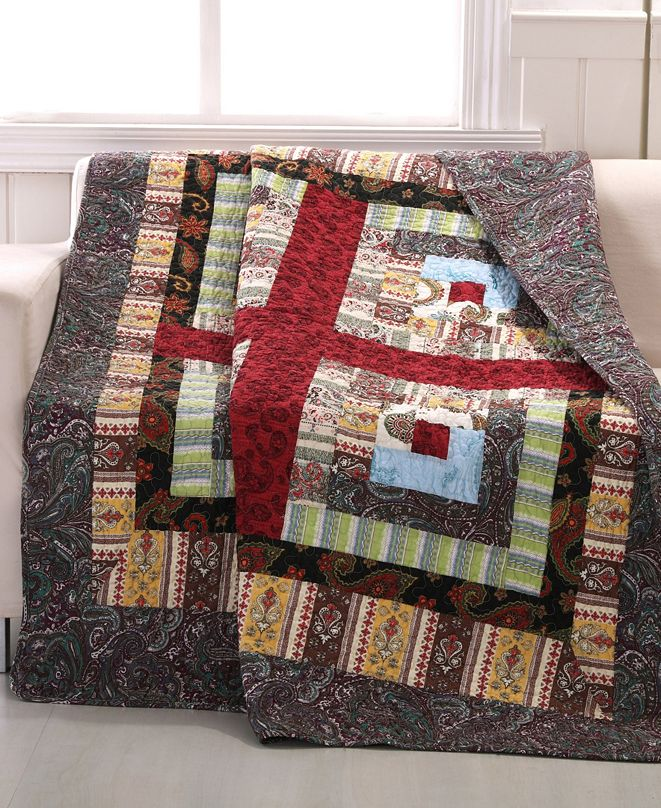 "Greenland Home Fashions Colorado Lodge Throw 50"" x 60"""
