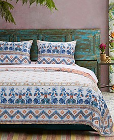 Aleena Quilt Set, 3-Piece Full - Queen