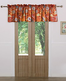 Astoria Spice Window Valance