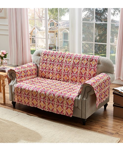 Greenland Home Fashions Joanna'S Garden Furniture Protector Loveseat