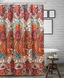 Nirvana Spice Bath Shower Curtain
