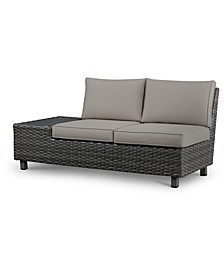 Lake Toba Aluminum Outdoor Left Sectional Unit, Created for Macy's