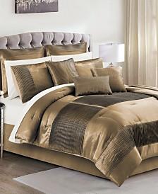 Kellen 200-Thread Count 14-Pc. Queen Comforter Set