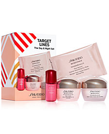 Shiseido 4-Pc. Target Lines Day & Night Set