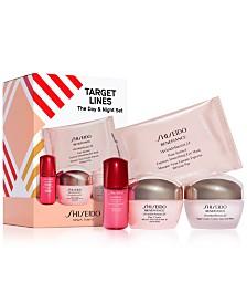 Shiseido 4-Pc. Target Lines Day & Night Set