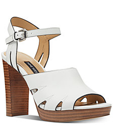 Nine West Delilah Platform Sandals