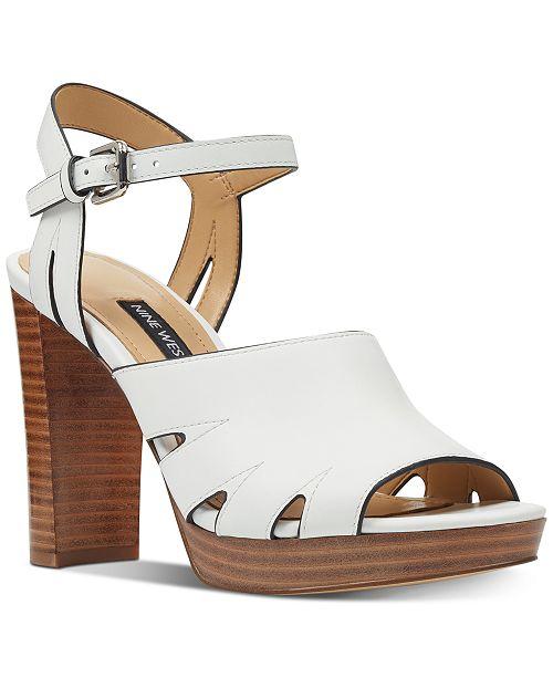 80f6ab133820 Nine West Delilah Platform Sandals; Nine West Delilah Platform Sandals ...