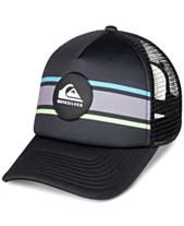 info for 5f573 ca588 Quiksilver Men s Logo Graphic Trucker Hat
