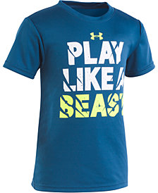 Under Armour Toddler Boys Beast-Print T-Shirt