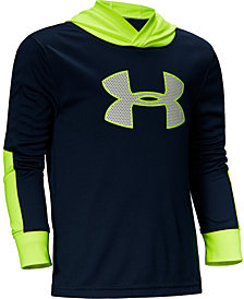 Under Armour Little Boys Colorblocked Tech Hoodie